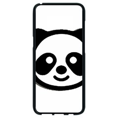 Panda Head Samsung Galaxy S8 Black Seamless Case