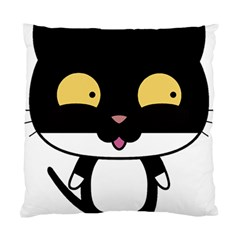 Panda Cat Standard Cushion Case (One Side)