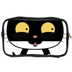 Panda Cat Toiletries Bags