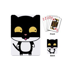 Panda Cat Playing Cards (Mini)