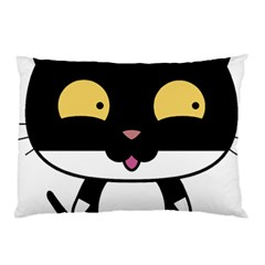 Panda Cat Pillow Case (Two Sides)