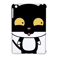 Panda Cat Apple iPad Mini Hardshell Case (Compatible with Smart Cover)