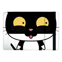 Panda Cat Samsung Galaxy Tab Pro 10.1  Flip Case