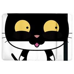 Panda Cat iPad Air 2 Flip