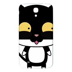 Panda Cat Samsung Galaxy Mega I9200 Hardshell Back Case
