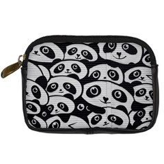 Panda Bg Digital Camera Cases