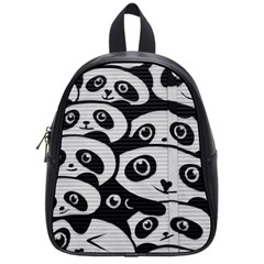 Panda Bg School Bags (Small)
