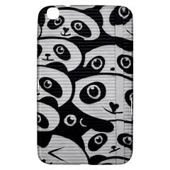 Panda Bg Samsung Galaxy Tab 3 (8 ) T3100 Hardshell Case