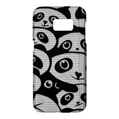 Panda Bg Samsung Galaxy S7 Hardshell Case