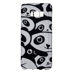 Panda Bg Samsung Galaxy S8 Plus Hardshell Case