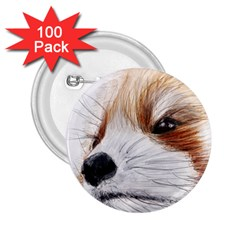 Panda Art 2.25  Buttons (100 pack)