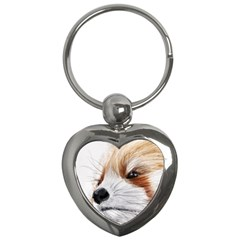 Panda Art Key Chains (Heart)
