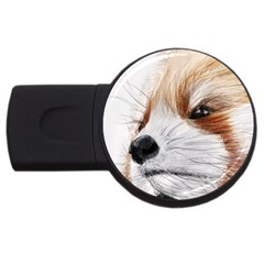 Panda Art USB Flash Drive Round (1 GB)