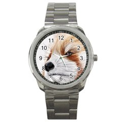 Panda Art Sport Metal Watch