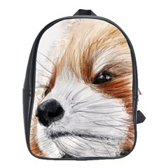 Panda Art School Bags(Large)