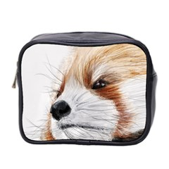 Panda Art Mini Toiletries Bag 2-Side