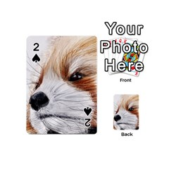 Panda Art Playing Cards 54 (Mini)