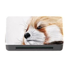 Panda Art Memory Card Reader with CF