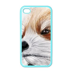 Panda Art Apple iPhone 4 Case (Color)