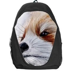 Panda Art Backpack Bag