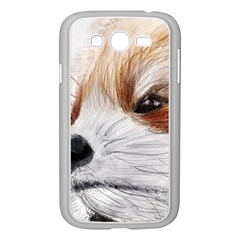 Panda Art Samsung Galaxy Grand DUOS I9082 Case (White)