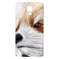 Panda Art Galaxy Note 4 Back Case
