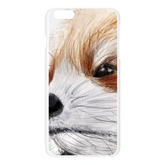 Panda Art Apple Seamless iPhone 6 Plus/6S Plus Case (Transparent)