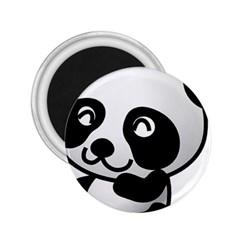 Adorable Panda 2.25  Magnets