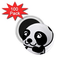 Adorable Panda 1.75  Magnets (100 pack)