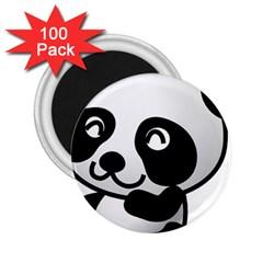 Adorable Panda 2.25  Magnets (100 pack)