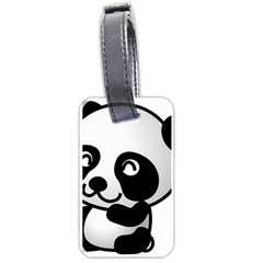 Adorable Panda Luggage Tags (Two Sides)
