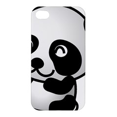 Adorable Panda Apple iPhone 4/4S Hardshell Case