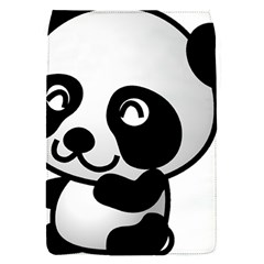 Adorable Panda Flap Covers (S)