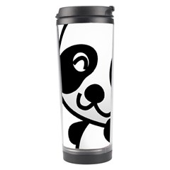 Adorable Panda Travel Tumbler