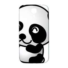 Adorable Panda Samsung Galaxy S4 I9500/I9505  Hardshell Back Case