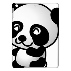 Adorable Panda iPad Air Hardshell Cases