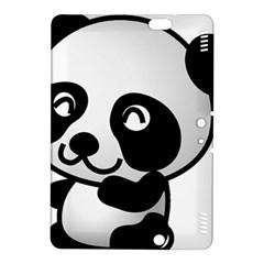 Adorable Panda Kindle Fire HDX 8.9  Hardshell Case