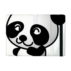Adorable Panda iPad Mini 2 Flip Cases