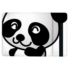 Adorable Panda iPad Air Flip
