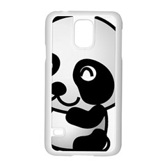Adorable Panda Samsung Galaxy S5 Case (White)