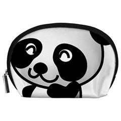 Adorable Panda Accessory Pouches (Large)