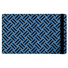 WOV2 BK-MRBL BL-PNCL (R) Apple iPad 3/4 Flip Case