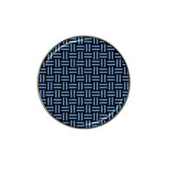WOV1 BK-MRBL BL-PNCL Hat Clip Ball Marker (10 pack)