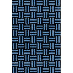 WOV1 BK-MRBL BL-PNCL 5.5  x 8.5  Notebooks