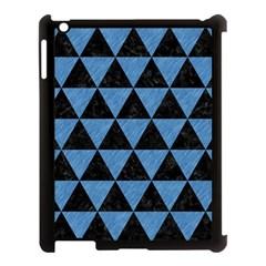 TRI3 BK-MRBL BL-PNCL Apple iPad 3/4 Case (Black)
