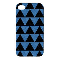 TRI2 BK-MRBL BL-PNCL Apple iPhone 4/4S Premium Hardshell Case