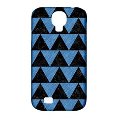 TRI2 BK-MRBL BL-PNCL Samsung Galaxy S4 Classic Hardshell Case (PC+Silicone)