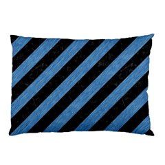 STR3 BK-MRBL BL-PNCL Pillow Case (Two Sides)