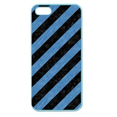 STR3 BK-MRBL BL-PNCL Apple Seamless iPhone 5 Case (Color)