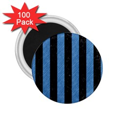 STR1 BK-MRBL BL-PNCL 2.25  Magnets (100 pack)